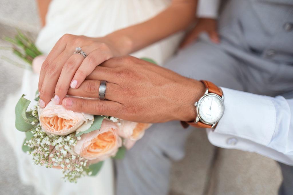 Hochzeit Wedding Brautpaar